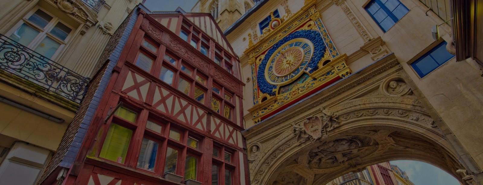 Rouen Accueil